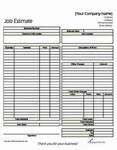 classic estimate form construction business estimate template roofing estimate