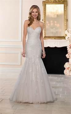 lace wedding dresses form fitting plus size lace wedding dress stella york