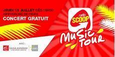 Le Scoop Tour 2017 Arrive Bient 244 T Radio Scoop