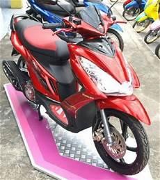Modifikasi Skydrive by Modifikasi Suzuki Skydrive 125 Cc Modif Sepeda Motor