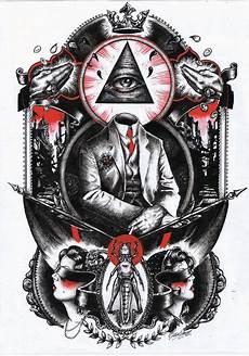 illuminati god pin by billy schlager on tattoos tattoos masonic