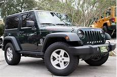 Used 2011 Jeep Wrangler Rubicon 4wd 2dr Rubicon For Sale