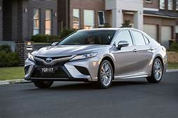 2018 Toyota Camry Pricing And Specs  Photos