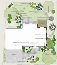 Residential Landscape With Driveway Landscape Design