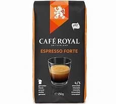 café moulu expresso 250gr caf 233 moulu espresso forte caf 233 royal
