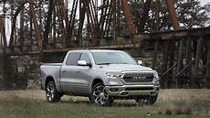 2020 ram 1500 limited ecodiesel front three quarter
