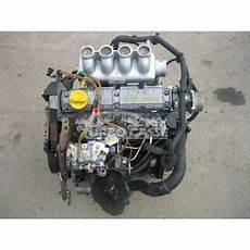 moteur renault clio i 1 9l d turbo casse