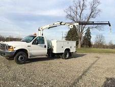 Utility Service Trucks For Sale Kansas City MO