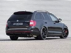 Je Design Extracts 300 Ps 430 Nm From Skoda Octavia Rs230