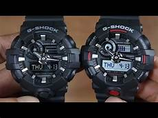 g shock ga 700 casio g shock ga 700 1b vs g shock ga 700 1a