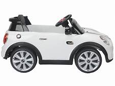 Kids Electric Ride On Car Mini Cooper Official Model 12v