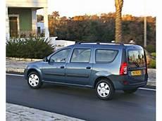 Dacia Logan Mcv 1 6 16v Et 1 5 Dci 7 Places Dacia