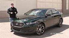 2013 Ford Taurus Sho Review Autoweek Drives