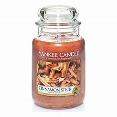 Yankee Candles by Yankee Candle Large Jar Scented Candle Cinnamon Stick