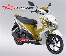 Modifikasi Yamaha 125 by Modif Warna Baru Yamaha Xeon Gt125 Eagle 2014