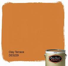 dunn edwards paints clay terrace de5229