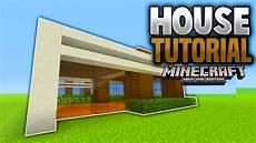 Minecraft 2017 Modern House Tutorial Pc Xbox Playstation