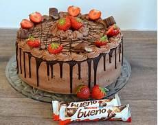 Kinder Bueno Torte Lecker Bueno Torte Kinder Bueno