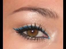 tutoriel maquillage color 233 printemps 233 t 233 eyeliner