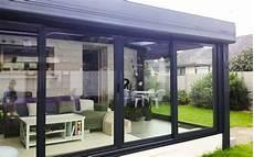 modele de veranda contemporaine contemporaine v 233 randas bois et aluminium nantes