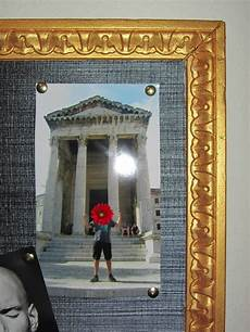styropor bilderrahmen bilder rahmen selber machen diy handmade basteln stuck