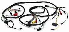 Mustang Light Wiring Harness W O Tach Gt 1967 Alloy