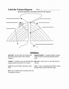 science worksheets volcanoes 12440 4th grade science worksheets best coloring pages for