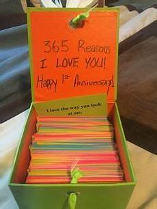 first wedding anniversary paper 365 reasons why i love
