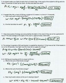 regents work energy power review regents physics