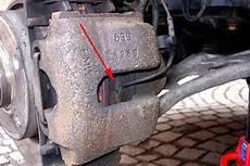 anleitung festsitzenden bremssattel reparieren