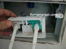 cassetta di scarico geberit riparazione la cassetta wc scarico incassato geberit