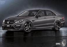 mercedes e class w212 facelift by gsc benztuning