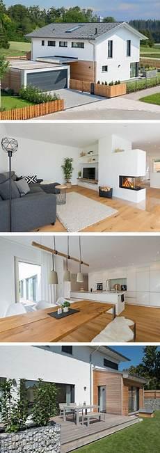 garage innen mit holz einfamilienhaus architektur im landhausstil modern mit