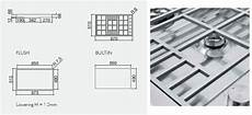 piano cottura misure barazza piano di cottura lab da 90 cm 1plb5i a filo ebay