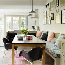 Modern Kitchen Bench Seating by Kitchen Diners That Are Rocking A Bench Seat Ideal Home