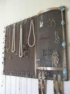 porte bijou mural comment ranger ses bijoux archzine fr
