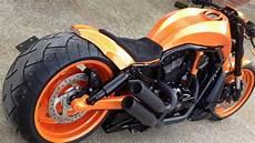 Harley Davidson V Rod Special Rod Custom