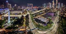 Singapore Will Continue Hosting Formula 1 Until 2021