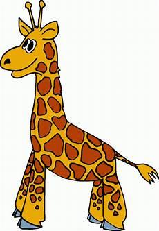 Gratis Malvorlagen Giraffe Suesse Giraffe 2 Ausmalbild Malvorlage Tiere