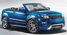 2016 Range Rover Evoque Convertible Cabriolet Comes