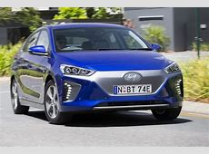 2019 Hyundai Ioniq hybrid, plug in and electric priced for