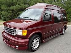 automotive air conditioning repair 2005 ford e150 parental controls buy used ford 2005 e150 southern comfort hightop conversion van 58k miles warranty in ashland