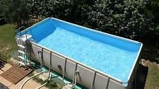 de piscine montage et remplissage rapide de ma piscine intex ultra