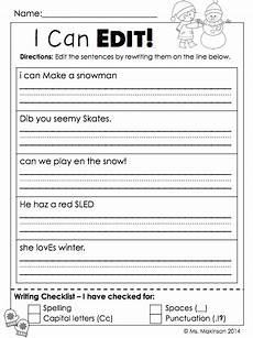 writing sentences worksheets 1st grade 22093 january printables grade literacy and math grade writing grade teachers