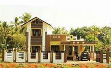 low cost house plans kerala low budget kerala house for 4 lakhs with 2 bedrooms in 550