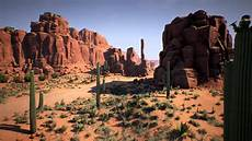 desert nature ue4 youtube