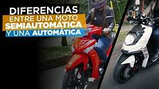 4 en 1 moto diferencias entre motos autom 225 ticas y semiautom 225 ticas