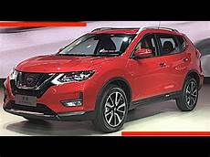 All New Nissan X Trail Suv 2017 2018 Model Road