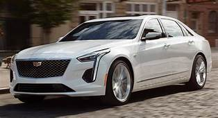 Cadillac Drops 20 Liter CT6 From Its Family  Carscoops