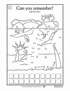 kindergarten preschool math worksheets dinosaur connect the dots greatschools